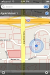 WikiPlaces  Wikimapia access on the go screenshot 1/1