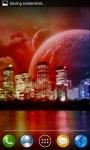 Neon City LWP screenshot 2/4