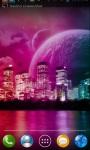 Neon City LWP screenshot 4/4