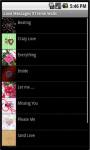 Love Messages Xwalls Inode screenshot 2/4