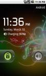 Cool Neon Abstract Live Wallpaper screenshot 5/5