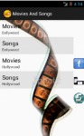 Latest Bolly/Hollywood Movies and Songs screenshot 1/3