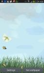 Spring Day Butterflies LWP screenshot 1/3