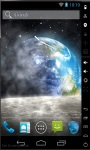 From The Moon Live Wallpaper screenshot 1/2