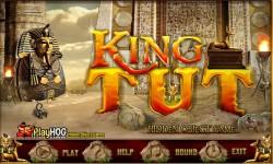 Free Hidden Object Games - King Tut screenshot 1/4