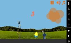 Small Chicken Egg Runner Game screenshot 1/3