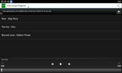Todays Ringtone Hits  screenshot 2/5