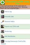 Precautions while using CNG screenshot 2/3