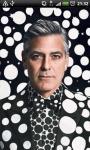 George Clooney Suit Live Wallpaper screenshot 2/4