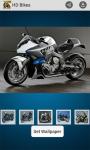 HD Bikes Wallpapers screenshot 2/6