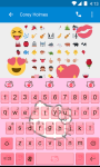 Kitty Theme -Emoji Gif Keyboard screenshot 2/5