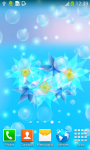 Glow Flower Live Wallpapers screenshot 6/6