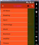 Fly News screenshot 2/4