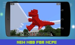 Godzilla Mod for MCPE screenshot 1/3