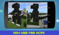 Godzilla Mod for MCPE screenshot 3/3