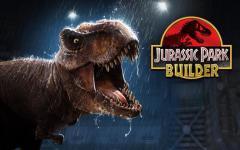 Jurassic Park Builder safe screenshot 1/5