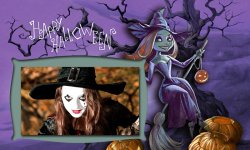 Top Halloween Photo Frames screenshot 3/6