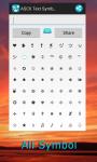 ASCII Text Symbol Maker screenshot 1/4
