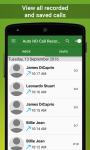 Auto Call HD Recorder screenshot 2/4