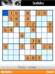Nicotinell Sudoku screenshot 1/1
