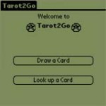 Tarot2Go screenshot 1/1