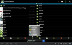 Browser for SkyDrive screenshot 4/6