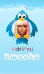 Nicki Minaj - Tweets screenshot 1/3