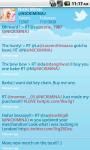 Nicki Minaj - Tweets screenshot 2/3
