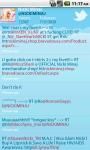 Nicki Minaj - Tweets screenshot 3/3