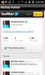 Celebrity Tweet screenshot 2/3