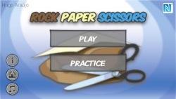 Rock Paper Scissors Online RPS screenshot 2/3