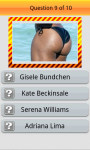 Celebrity Ass Quiz for Android screenshot 3/4