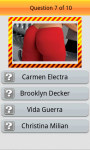 Celebrity Ass Quiz for Android screenshot 4/4