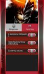 Bleach Opening And Ending Ringtone screenshot 3/3