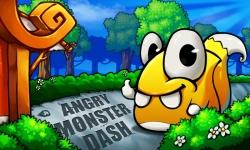 Angry Monster Dash screenshot 1/2