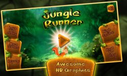 Jungle Runner Dash Racing Saga screenshot 1/6