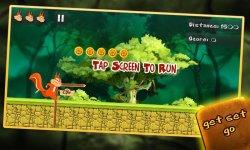 Jungle Runner Dash Racing Saga screenshot 2/6