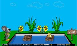 Crazy Mouse-Mickey Cheese screenshot 2/4