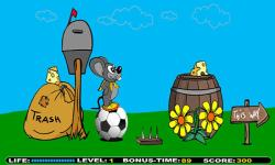 Crazy Mouse-Mickey Cheese screenshot 3/4