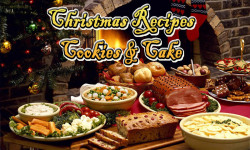 Christmas Recipes - Xmas Cookies and Cup Cake screenshot 1/6