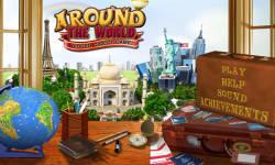 Free Hidden Object Games - Around The World screenshot 1/4