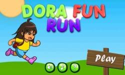 Dora Fun Run for Kids screenshot 1/2
