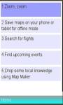 Google Map Specs screenshot 1/1