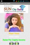 Sun City Radio screenshot 1/1