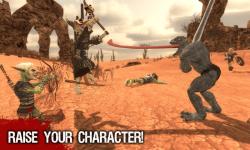 Cruel Lizard Fighter 3D screenshot 2/5