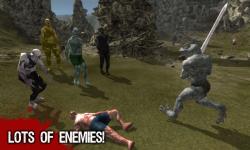 Cruel Lizard Fighter 3D screenshot 3/5