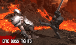 Cruel Lizard Fighter 3D screenshot 4/5