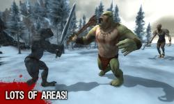 Cruel Lizard Fighter 3D screenshot 5/5