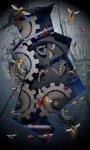 Mechanical gear live-wallpaper screenshot 2/5