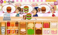 Burger PANIC FREE screenshot 1/6